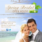 Spring Bridal Cancun 2014