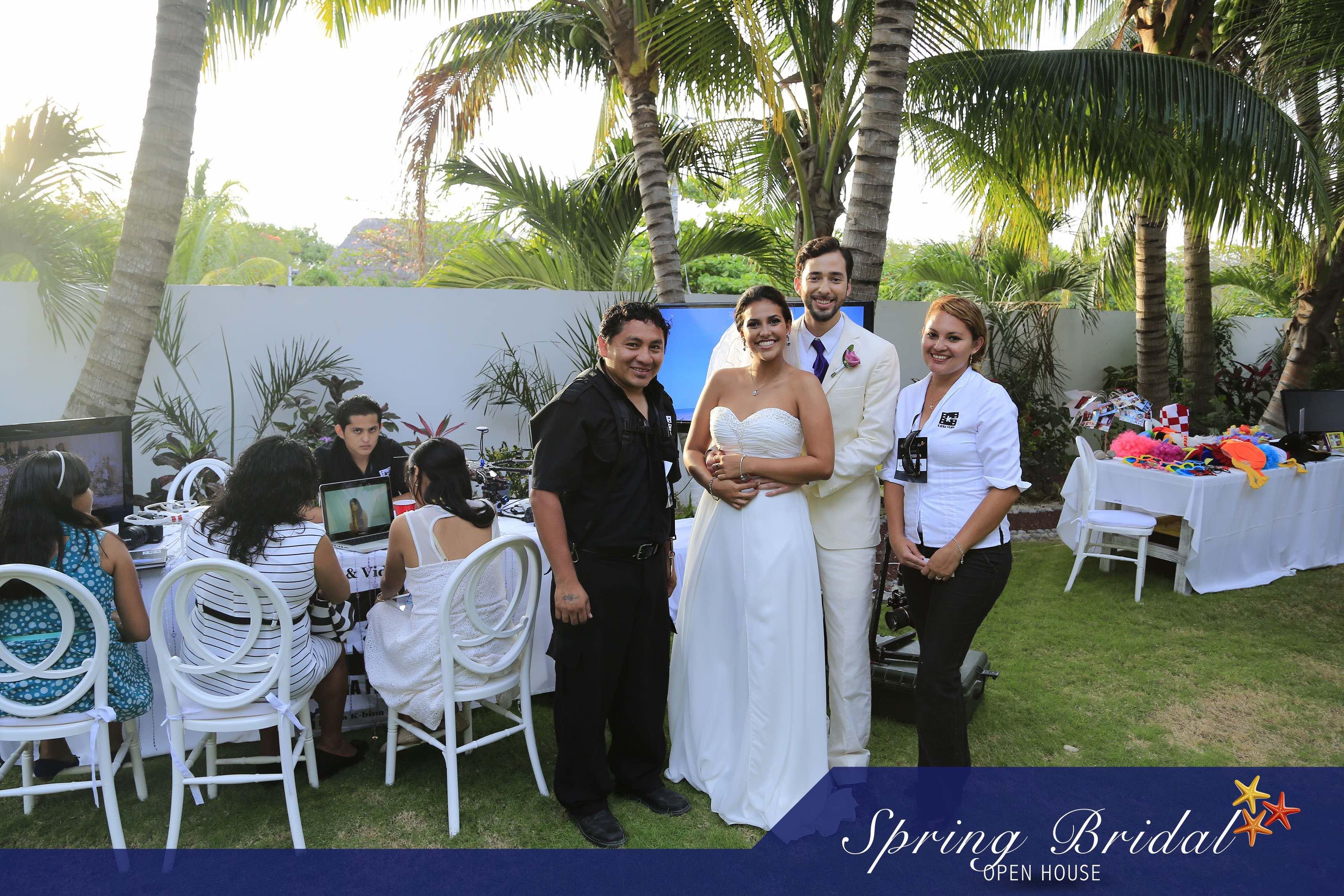 Novios Spring-Bridal-2015 con proveedores