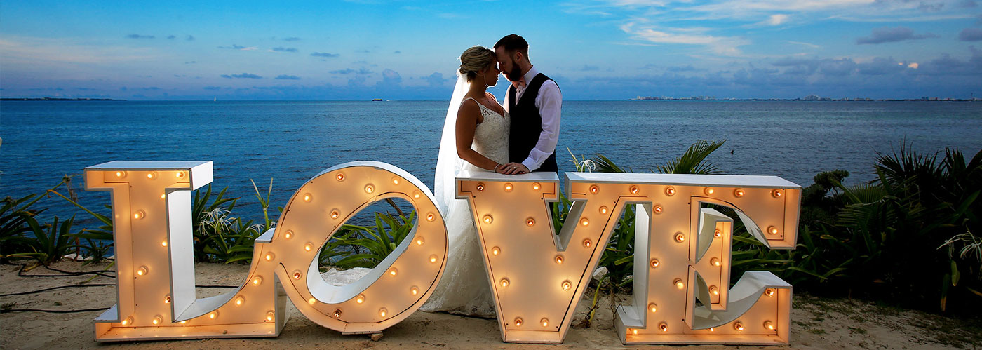 Ocean Weddings by Ocean Events | Bodas en Cancun